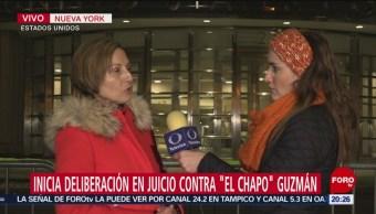 FOTO:Últimos días del juicio de 'El Chapo' Guzmán, 4 febrero 2019