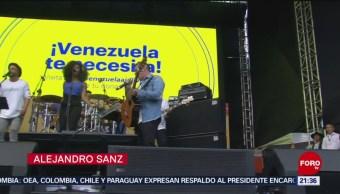 Foto: Unen Talento Apoyo Venezuela 22 de Febrero 2019