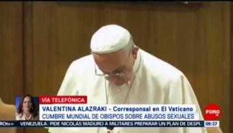 FOTO: Vaticano se juega la credibilidad en cumbre mundial de obispos sobre abusos sexuales, 16 febrero 2019