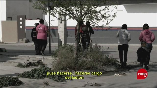 Foto: Vecinos Se Coordinan Combatir Delincuencia 13 de Febrero 2019