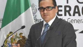 Aplazan de manera indefinida juicios políticos contra Jorge Winckler, fiscal de Veracruz