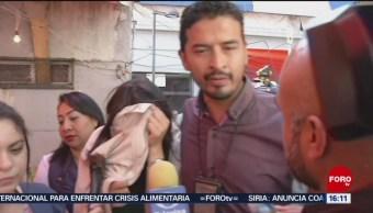 Foto: Víctima de intento de secuestro declara por más de nueve horas