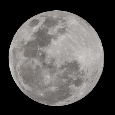 Video: Así se verá la Superluna de nieve este martes