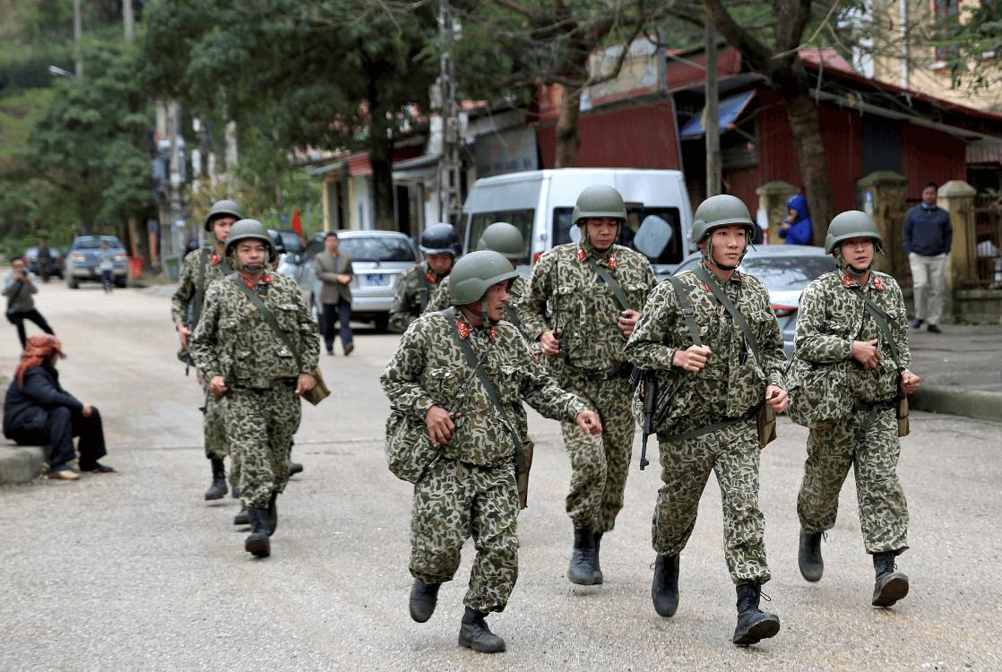 Foto: Vietnam refuerza seguridad por cumbre Trump-Kim, 25 de febrero de 2019