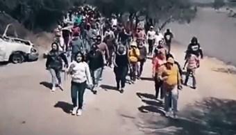 Expulsan a militares de Santa Rosa de Lima, centro de operaciones de 'El Marro'