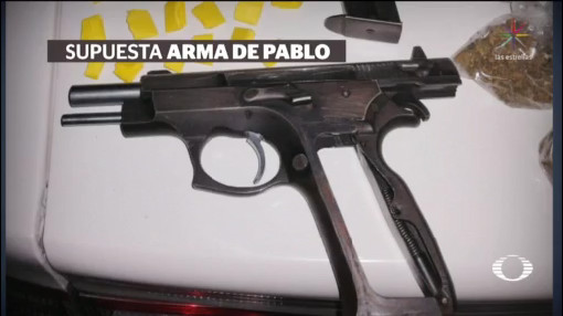 Foto: Proceso Narcomenudeo Detenidos Iztapalapa Extorsión Policías 26 de Febrero 2019