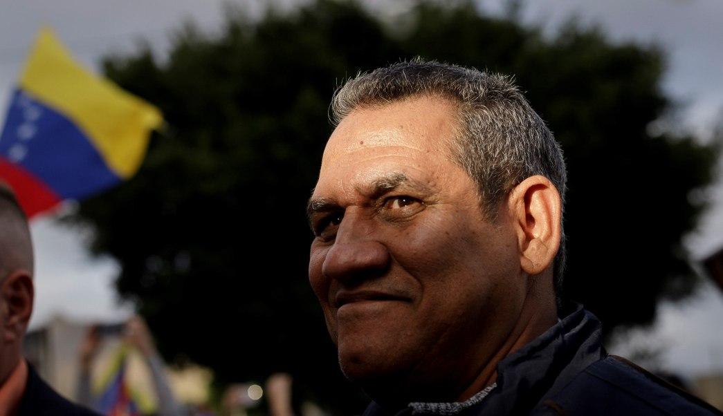 Foto: Wilmer Waidó, padre de Juan Guaidó, 8 febrero 2019