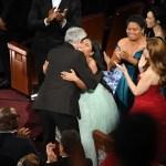 Foto inolvidable Mamá Yalitza hija Premios Oscar25 febrero 2019