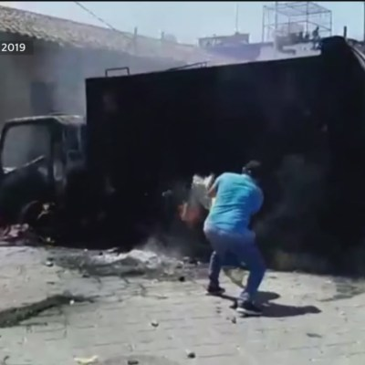 Zafarancho entre trabajadores de Tehuantepec, Oaxaca, deja un muerto