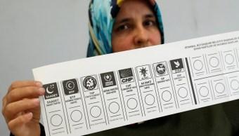 Elecciones en Turquía Enfrentamiento deja dos muertos