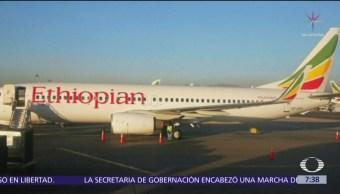 Accidente de Ethiopian Airlines fue impacto único, porque quedó destrozado
