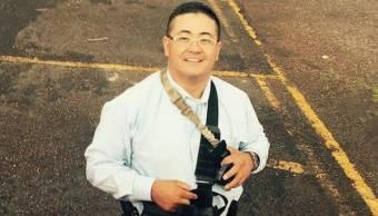 Foto: Asesinan al jefe de Inteligencia de la Secretaría de Seguridad Pública de Ciudad Juárez, Adrián Matsumoto Dórame. 7 marzo 2019