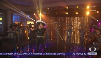 Alex Fernández Jr. estrena 'Lo primero que haría' en Al Aire