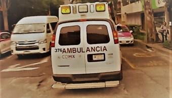 Falta de ambulancias impide llegar a tiempo a llamadas de emergencia en la CDMX