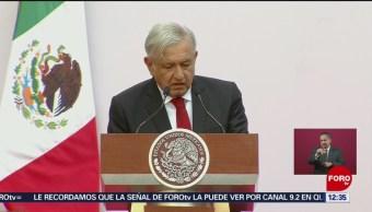 AMLO: Cancelar el NAIM en Texcoco fue la mejor decisión