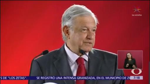 AMLO responde a cambio de calificación de S&P a Pemex