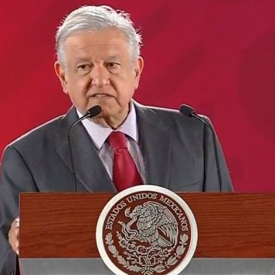 Apócrifo, documento que exhorta a abuchear a gobernadores, dice AMLO
