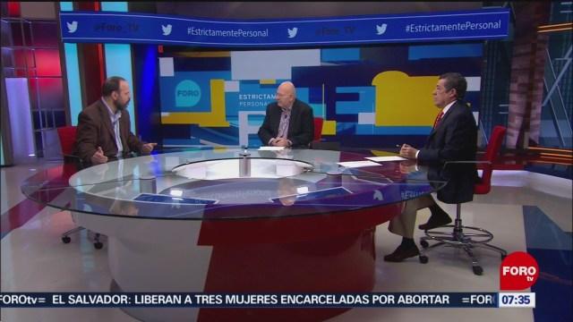 Foto: Análisis sobre seguridad en México