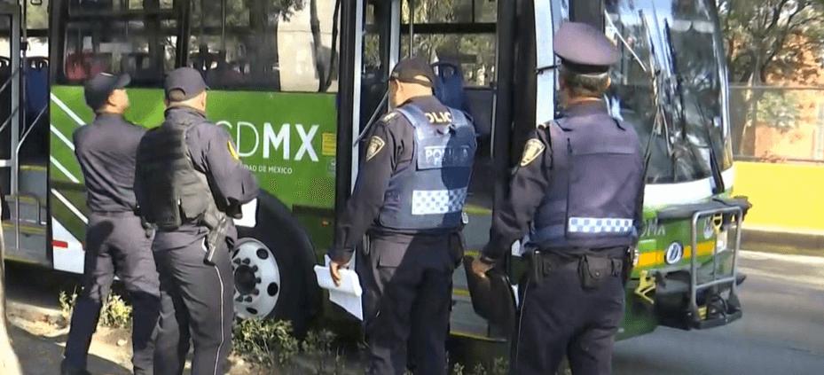 FOTO Asalto a transporte público termina con 2 muertos en Iztapalapa Noticieros Televisa cdmx 4 marzo 2019