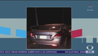 Asesinan a tres hombres en Guaymas, Sonora