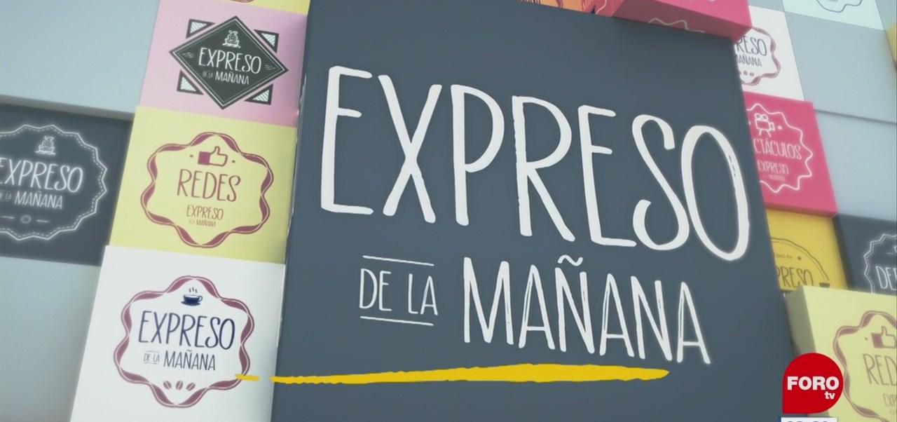 Así arranca Expreso de la Mañana con Esteban Arce del 22 de marzo del 2019