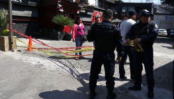 Foto: Ataque en bar de Cuernavaca, Moleros, 01 de marzo 2019. Cuartoscuro