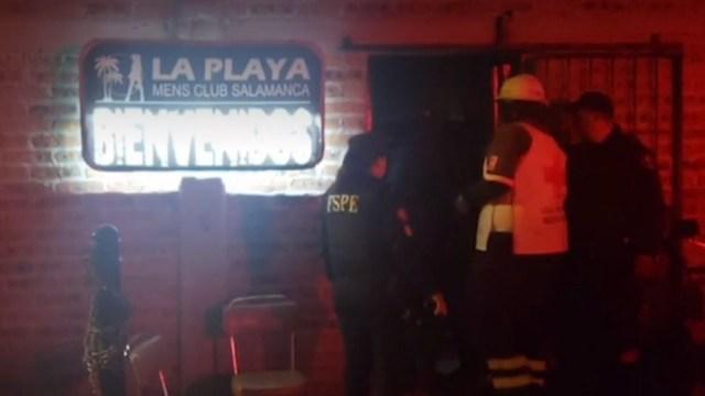 Identificados, atacantes de table dance en Salamanca: Fiscalía de Guanajuato