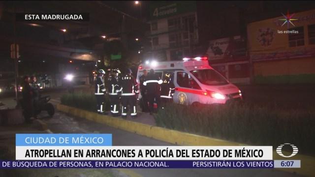Foto: Atropellan a hombre durante arrancones en la CDMX