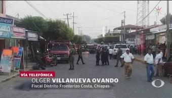 Foto: Refuerzan Seguridad Inseguridad Frontera Sur Mara Salvatrucha 14 de Marzo 2019
