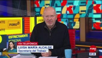 Avanza favorablemente la Plataforma de Programa para Jóvenes, dice Luisa María Alcalde