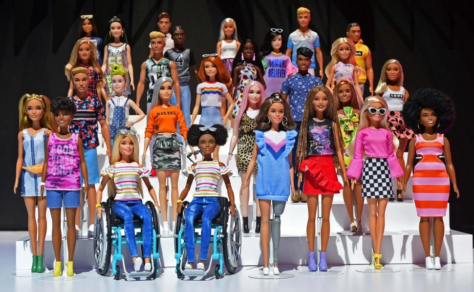 FOTO Barbie, la muñeca más famosa del mundo, cumple 60 años AP nueva york febrero 2019
