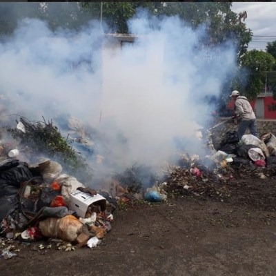 Regresa el problema de la basura al puerto de Acapulco