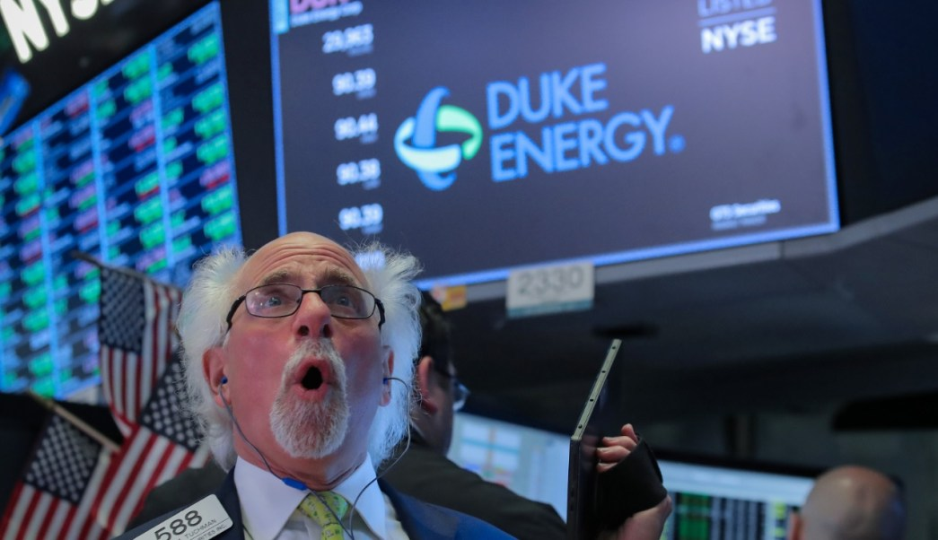 Foto: Los comerciantes trabajan en el piso de la Bolsa de Nueva York (NYSE) en Nueva York, Estados Unidos, marzo 18 de 2019 (Reuters)