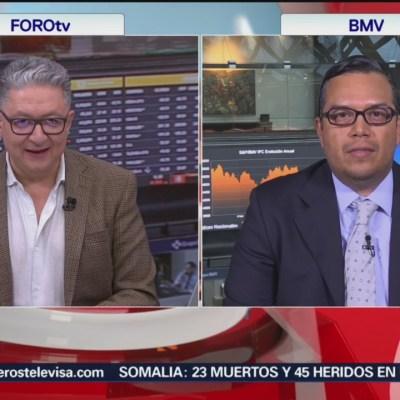 Bolsa Mexicana, cotización del dólar y finanzas
