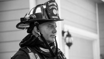Foto Bombero continuó salvando vidas incluso después de muerto 7 marzo 2019