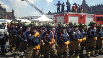 director de bomberos ofrece arreglo a víctimas de estafa por venta de plazas