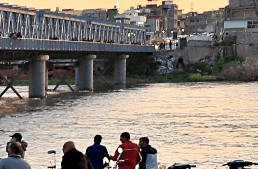 FOTO Buscan cuerpos en el río Tigris de Irak tras naufragio de ferry (AP 22 marzo 2019 mosul)