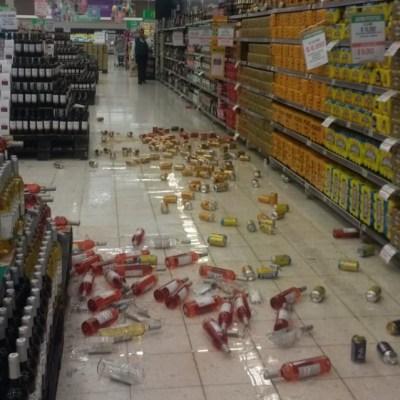 Sismo de magnitud 6.0 sacude varias ciudades de Colombia