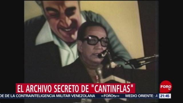 Foto: Cantinflas Espiado Décadas Gobierno Mexicano 25 de Marzo 2019