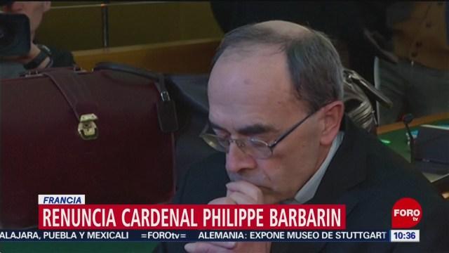 Cardenal que encubrió pederastia presentará renuncia