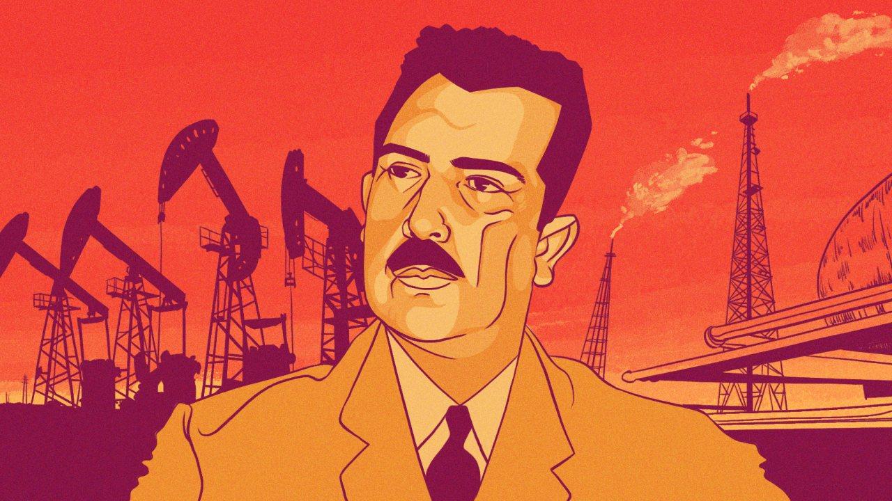 18 Marzo Expropiación Petrolera Imagen