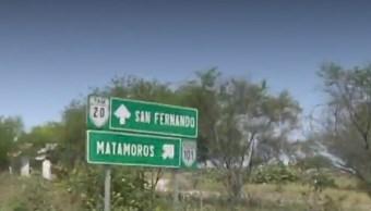 Lanzan búsqueda de migrantes desaparecidos en carreteras de Tamaulipas; refuerza puntos de revisión