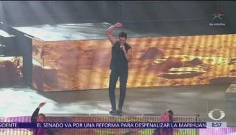 Chayanne ofrece el primero de tres conciertos en México