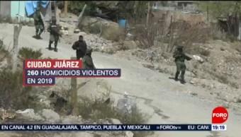FOTO:Chihuahua aplica plan especial para enfrentar a delincuentes, 23 Marzo 2019