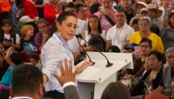 Foto: Claudia Sheinbaum Pardo, jefa de Gobierno, inauguró el Punto de Innovación, Libertad, Arte, Educación y Saberes (PILARES), en Tuyehualco, Xochimilco, marzo 6 de 2019 (Cuartoscuro)