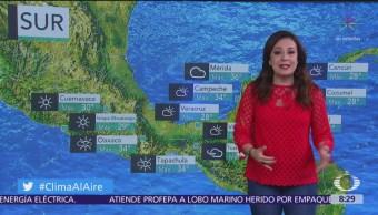 Foto: Clima Al Aire Pronostican altas temperaturas en la CDMX
