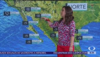 Clima Al Aire: Pronostican probabilidad de lluvia en Valle de México