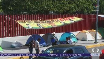 CNTE anuncia nuevo paro frente a Cámara de Diputados