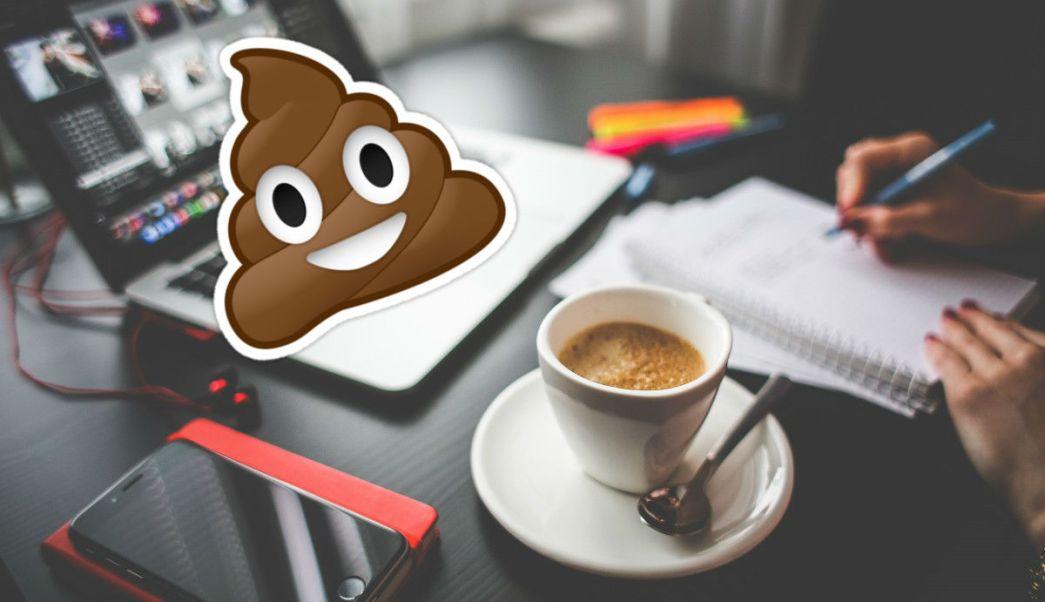tazas-cafe-higiene-personal-materia-fecal-oficina