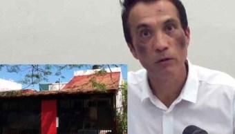 investigan presencia de mas menores en casa del exsecretario de turismo de colima